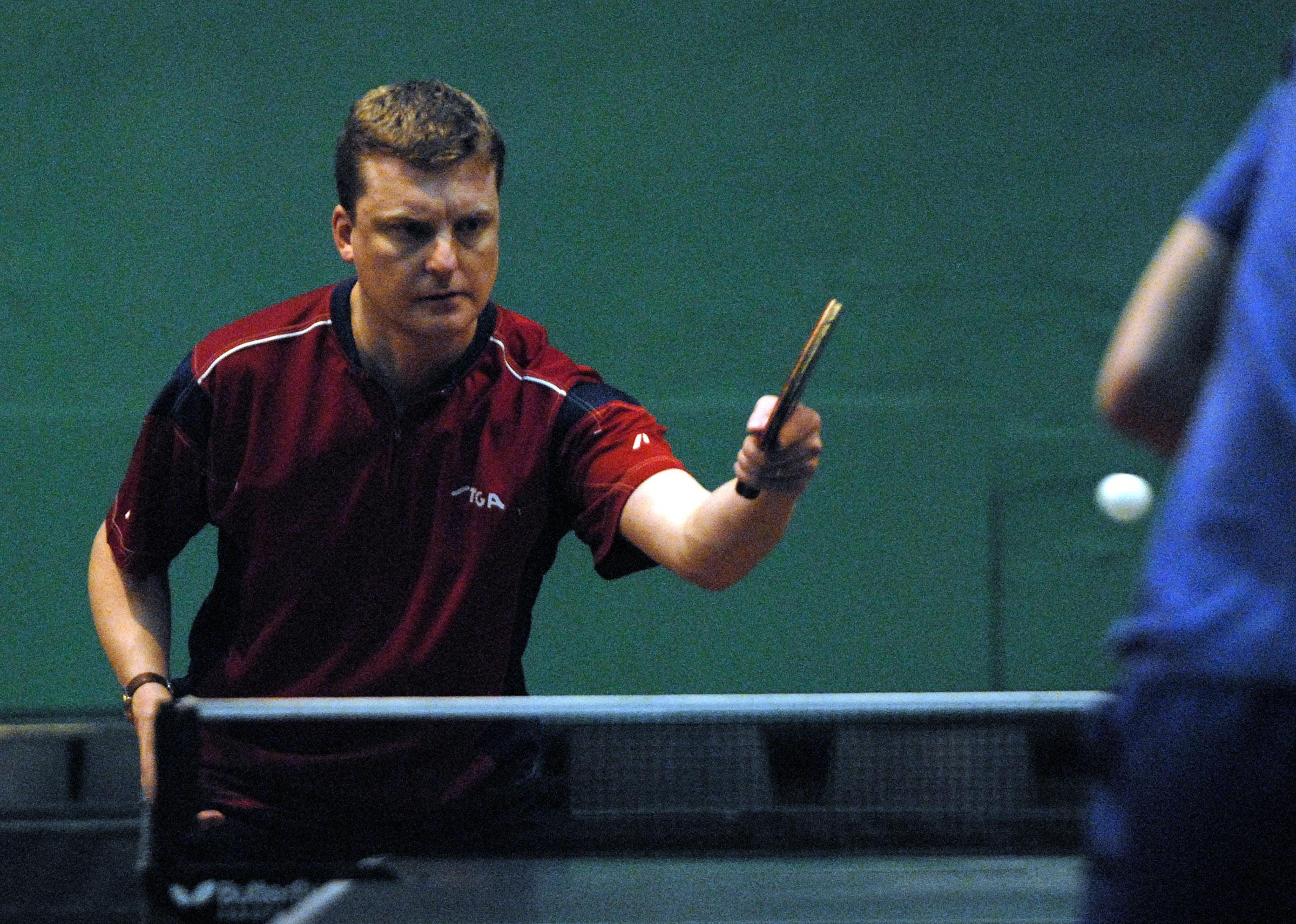TABLE TENNIS: Topspin A retain 100 winning run at the top - York Press