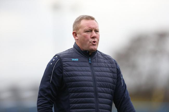 York City manager Steve Watson said Saturday was meant to be about putting last weekend's defeat behind them. Picture: Gordon Clayton