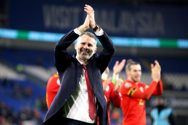 Ryan Giggs has guided Wales to Euro 2020 qualification