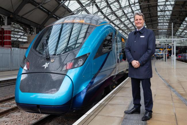 TransPennine Express launched its new 'Nova' fleet of trains in a ceremony at Liverpool's Lime Street Station