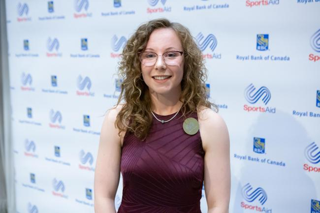 York goalball star Antonia Bunyan was pipped to the One-to-Watch Award by para-swimming sensation Ellie Challis
