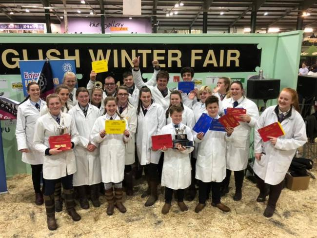 Young farmers from Yorkshire were crowned overall winners at one of the most prestigious livestock events in the country