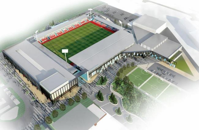 Name and sponsor of York's Community Stadium confirmed