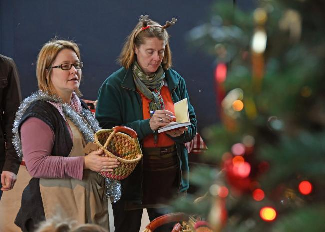 Doors open on the two-day Christmas food and gift market in Malton this weekend