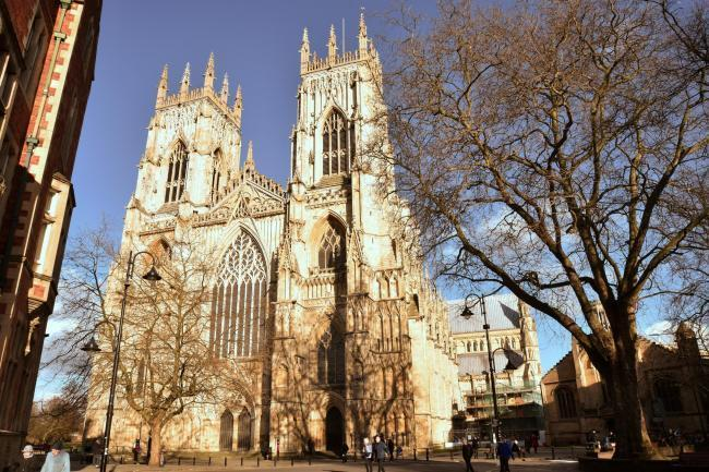 York Minster will host the 600 Candles event on January 23, the cathedral's annual Holocaust Memorial Commemoration