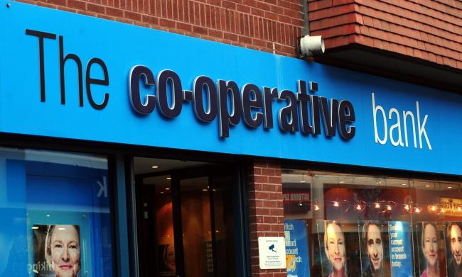 The Co-operative Bank   Picture: Rui Vieira/PA Wire