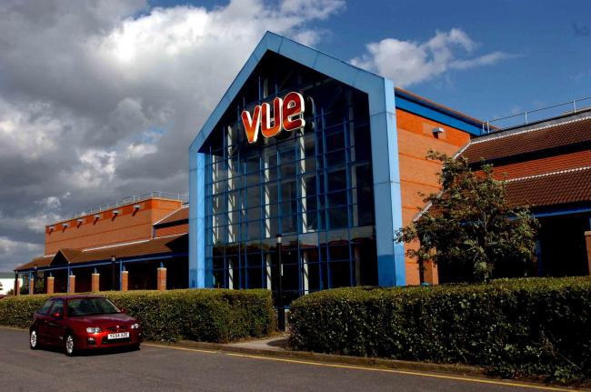 Vue Cinema, Clifton Moor, York - picture by Nigel Holland