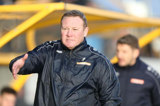 Steve Watson believes York City have found the playing style that suits them best. Picture: Gordon Clayton