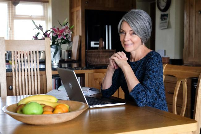 York nutritional therapist Marjorie Grice is launching a new business, Nourish Inside Out, to help menopausal women get their mojo back.