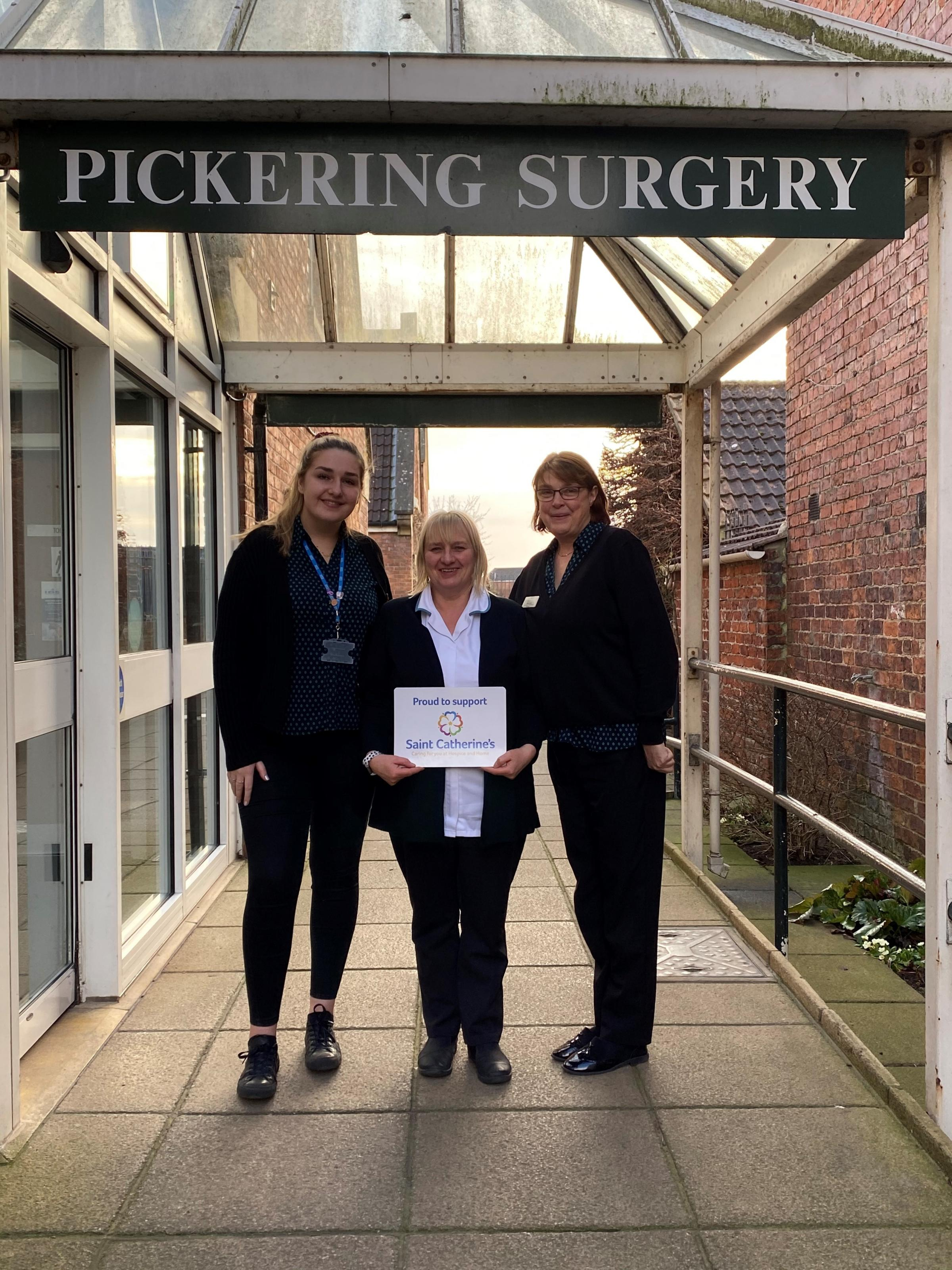 Hospice selected as charity of the year