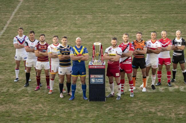 Super League starts again next week