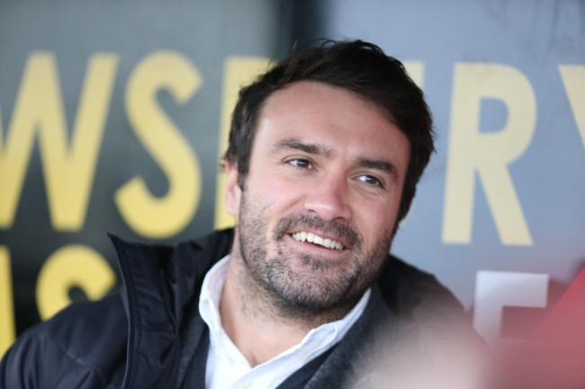 York City Knights head coach James Ford. Picture: Gordon Clayton