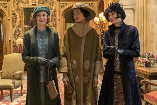 Filmed in Yorkshire - Downton Abbey Photo: Universal Pictures