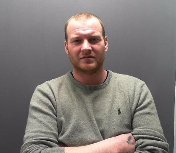 Benjamin Dobson, 27, is wanted by police