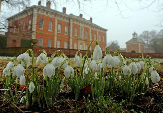 Less 'woke'posturing please, National Trust - just get on with looking after beautiful buildings such as Beningbrough Hall, says Peter Rickaby. Picture: Matt Clark