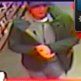 The CCTV image issued by police