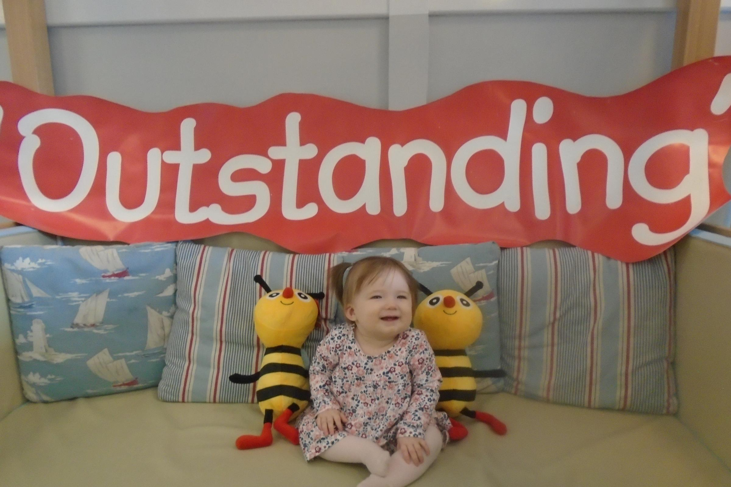 Busy Bees nursery in York gets an 'outstanding' inspection rating