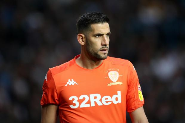 Marcelo Bielsa says Leeds will support goalkeeper Kiko Casilla, who has been suspended for eight matches for racial abuse    Picture: Tim Goode/PA Wire