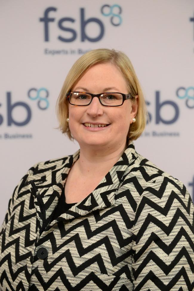 Carolyn Frank, Development Manager North Yorkshire, Federation of Small Businesses,