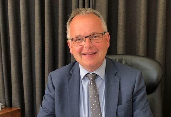 East Riding of Yorkshire Council leader Richard Burton