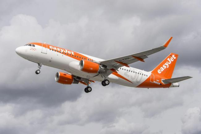 EasyJet to stop flights from several UK airports and cut hundreds of jobs (Archive photo)