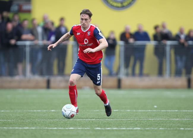 Daniel Parslow has been granted a benefit year by York City for his 12 years' service to the club. Picture: Gordon Clayton