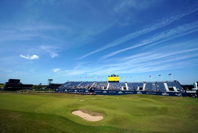The 18th green at Royal Birkdale Golf Club. Just avoid the '19th hole' for now, says Roger Backhouse. Picture: Andrew Matthews/PA Wire
