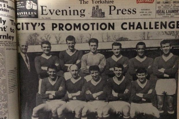 1964-65 promotion winners
