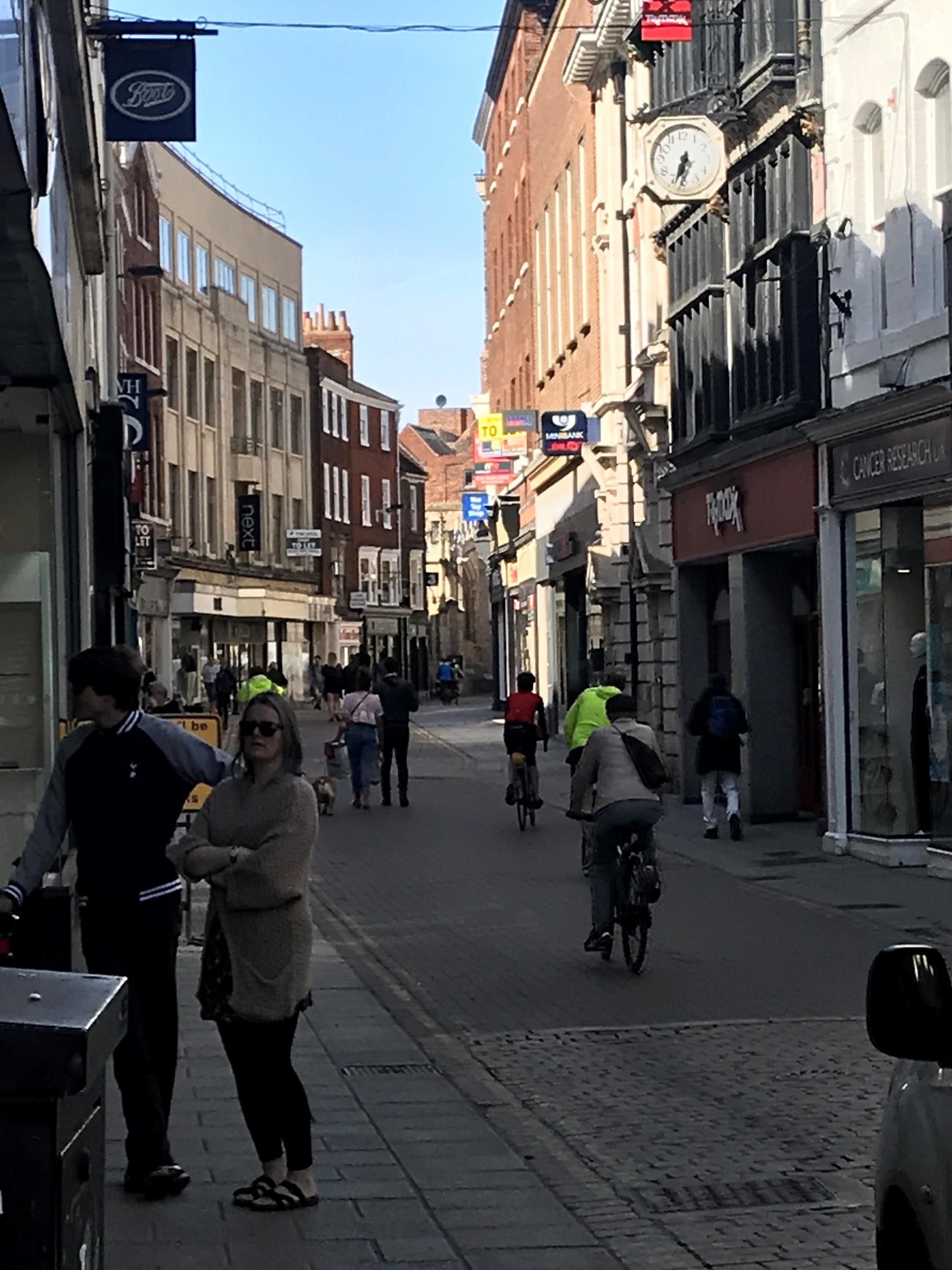 York In Top 10 English High Streets Struggling Post Lockdown York Press