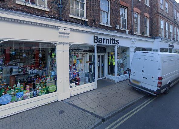Barnitts, in Colliergate, York. Picture: Google Maps
