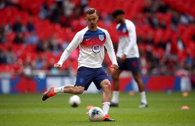 England and Leicester City star James Maddison was one of the many professional footballers to feature in Chris Chelin's FIFA tournament. Picture: Tim Goode/PA Wire