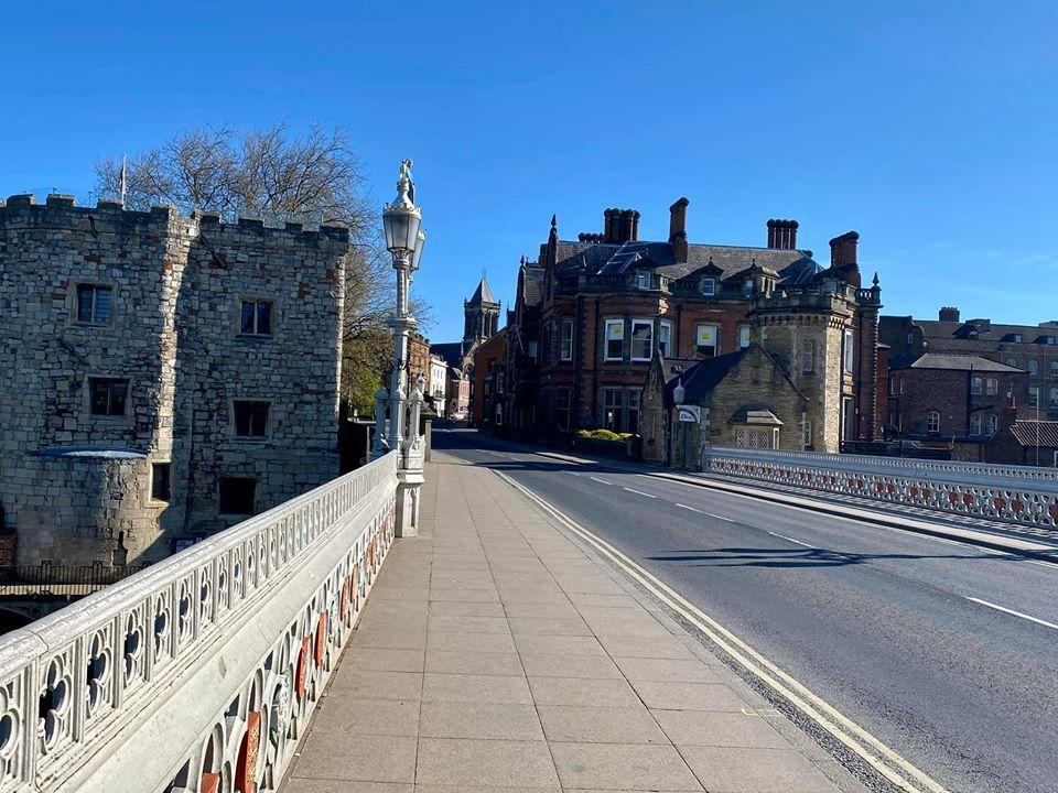 Pictures York In Lockdown Is An Eerie Sight York Press