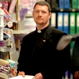 OUTSPOKEN:  Father Tim Jones