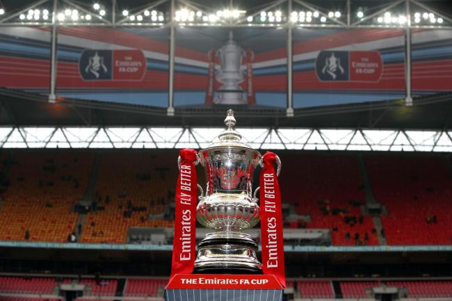 The FA Cup trophy. Picture: Nick Potts/PA Wire