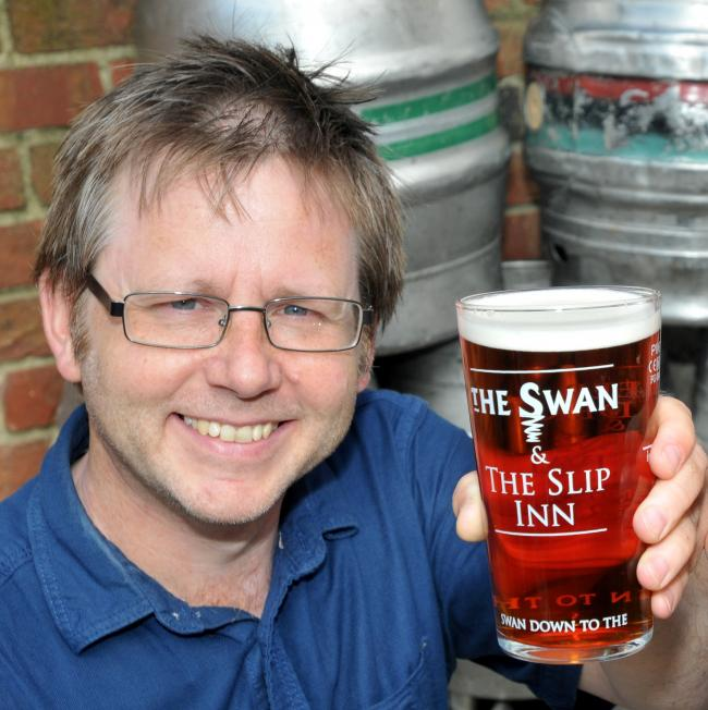 Paul Crossman, licensee of The Swan, The Slip Inn and Volunteer Arms in York, is chairing the new Campaign for Pubs.