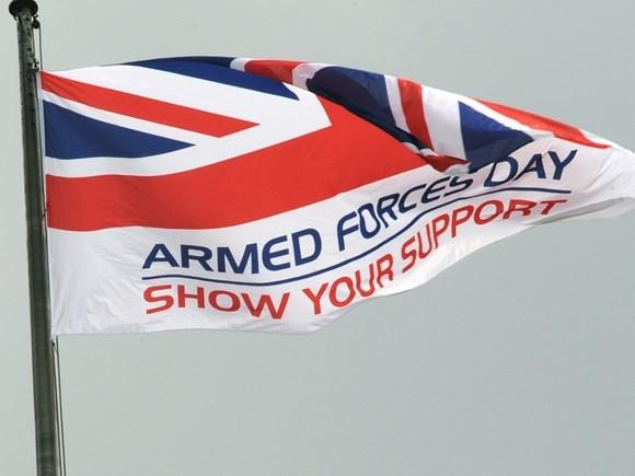 Celebrate our heroes from home this Armed Forces Day
