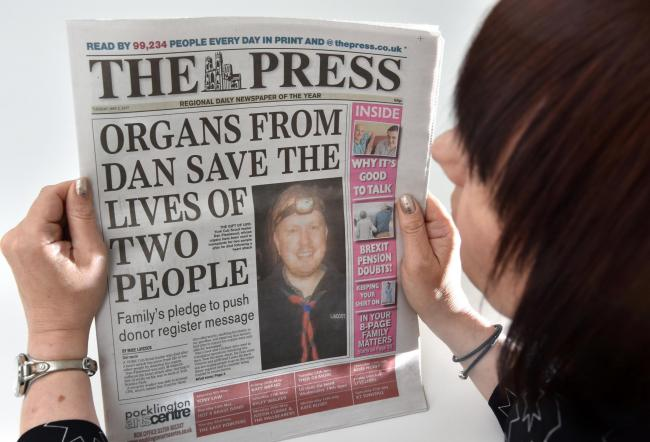 The Press, an enjoyable read