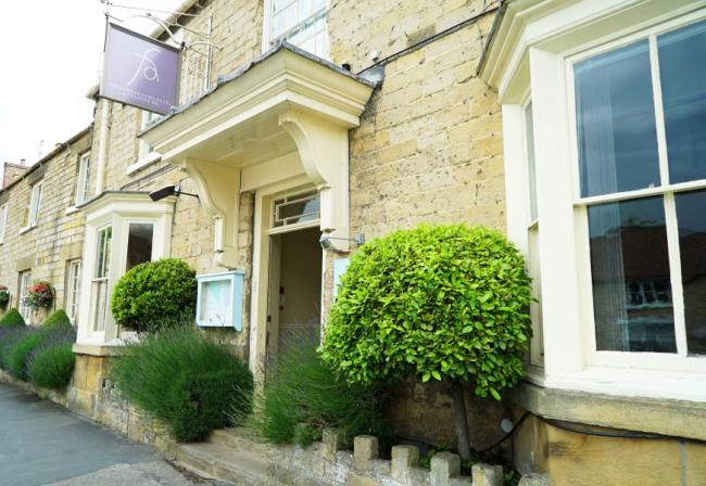 The Feversham Arms Hotel in Helmsley is reopening on Saturday, July 4.