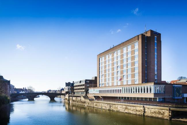 Park Inn by Radisson York City Centre is reopening.