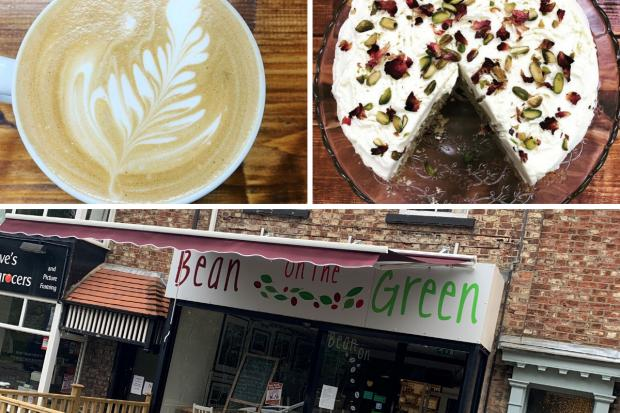 York Press: Coffee and cake at Bean on the Green in York