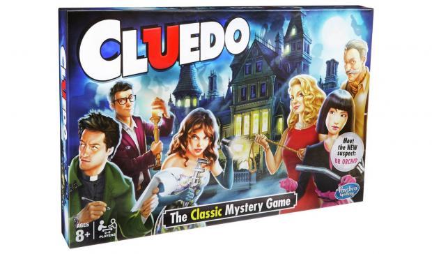 York Press: Cluedo board game. Picture: Hasbro Gaming