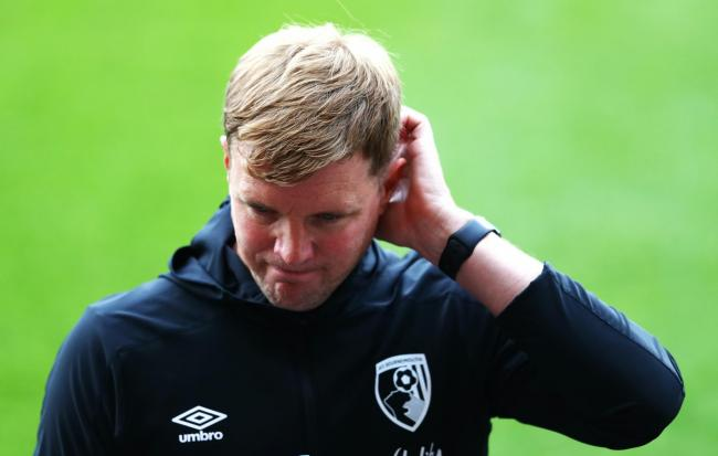 Eddie Howe has plenty of thinking to do as he contemplates life after Bournemouth