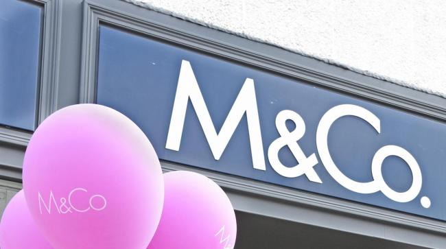 Nearly 400 jobs are to go at clothing retailer M&Co.