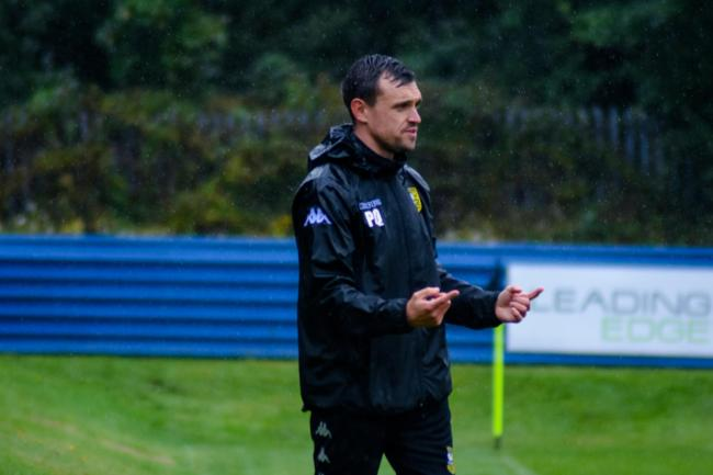 Tadcaster Albion manager Paul Quinn. Picture: Matthew Appleby