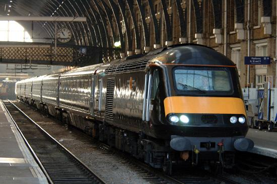 Praise for Grand Central in National Rail Passenger Survey