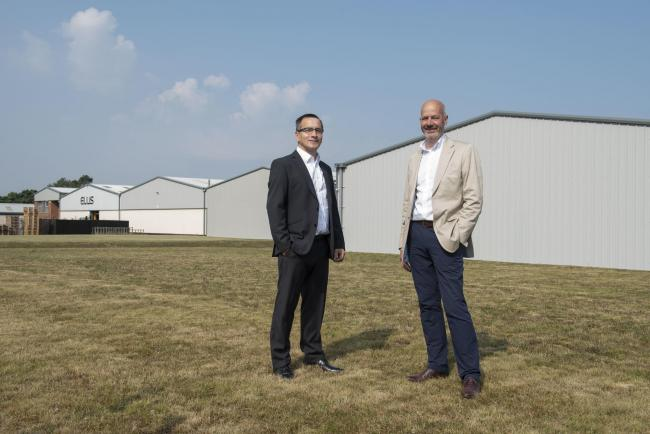 Eyes on expansion, Danny Macfarlane and Richard Shaw, of Ellis Patents.