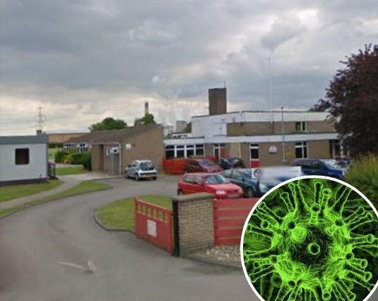 Five members of staff at Carlton-in-Snaith Community Primary School (pictured), near Selby, have tested positive for Covid-19. Photo: Google Maps