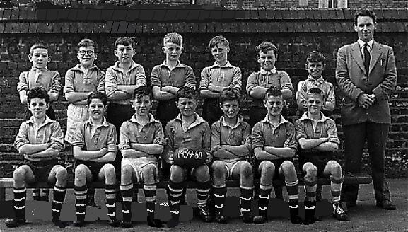 HAXBY ROAD SCHOOL 1959-60