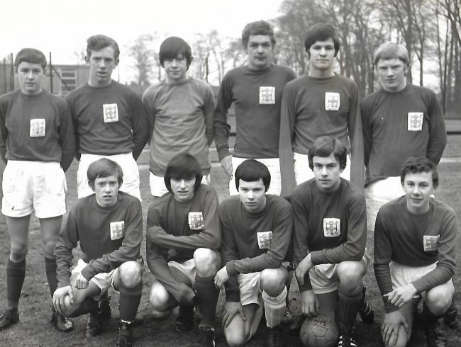 YORK CITY BOYS TEAM 1970