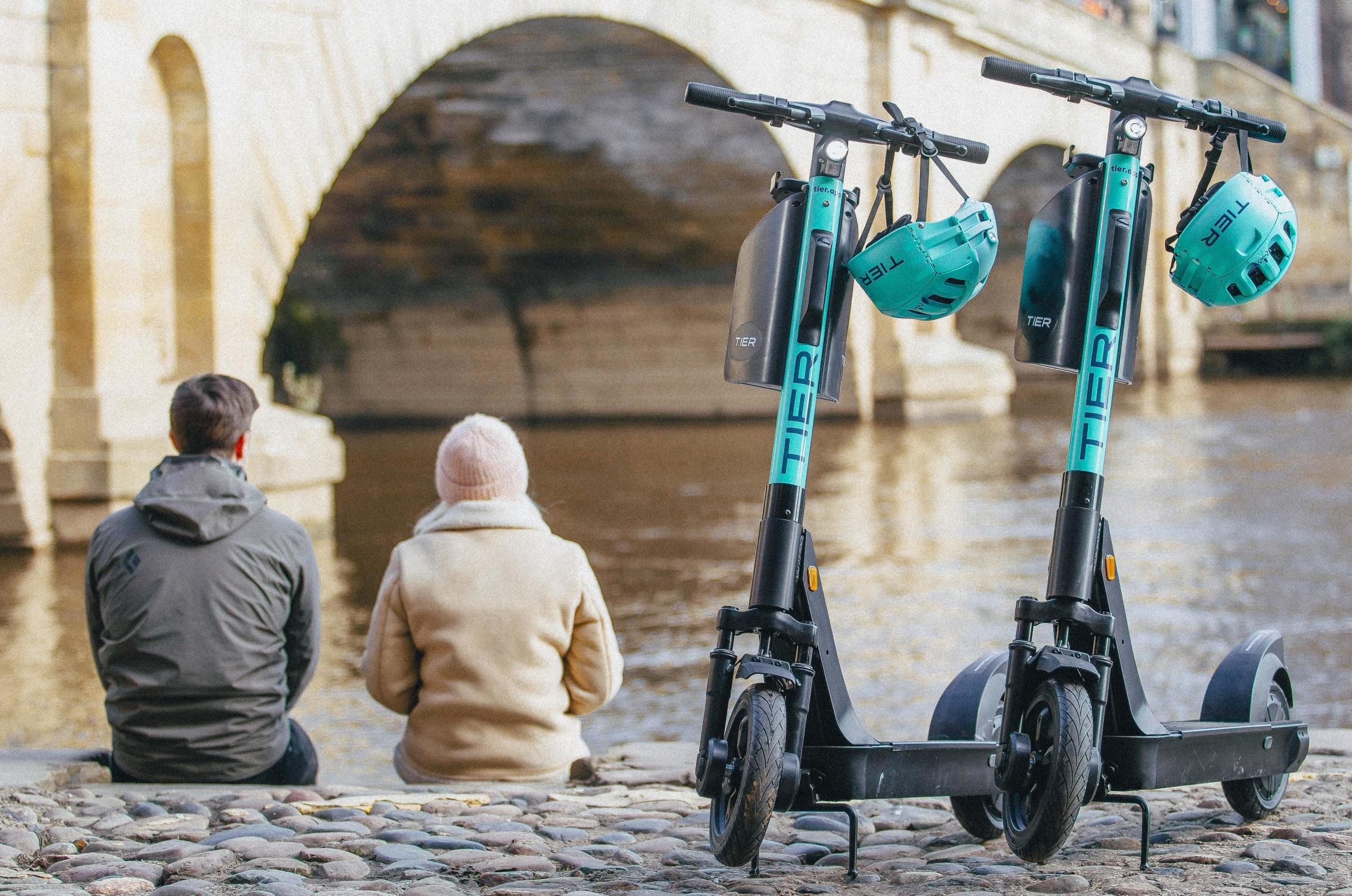 New Tier E Scooters Launch In York York Press